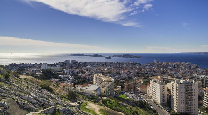 Vacance d'été à Marseille