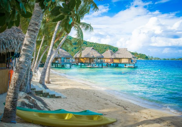 Bora-Bora, une île paradisiaque