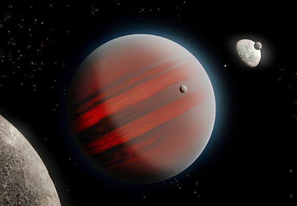 planètes naines